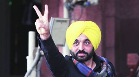 Punjab: Five booked for protest against BhagwantMann