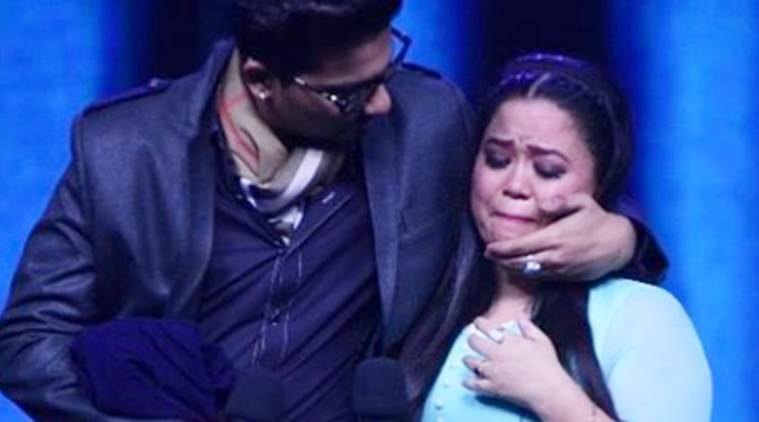 Nach Baliye 8, Bharti Singh, Harsh Limbachiyaa, Bharti Harsh nach baliye 8, Bharti Harsh nach baliye 8 eviction