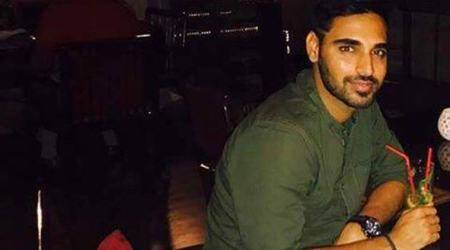 Bhuvneshwar Kumar quashes rumours of dating actor Anusmriti Sarkar, says will reveal name 'when it's time'