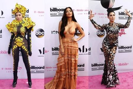 Billboard Music Awards 2017: Best and worst dressed celebrities on the red carpet
