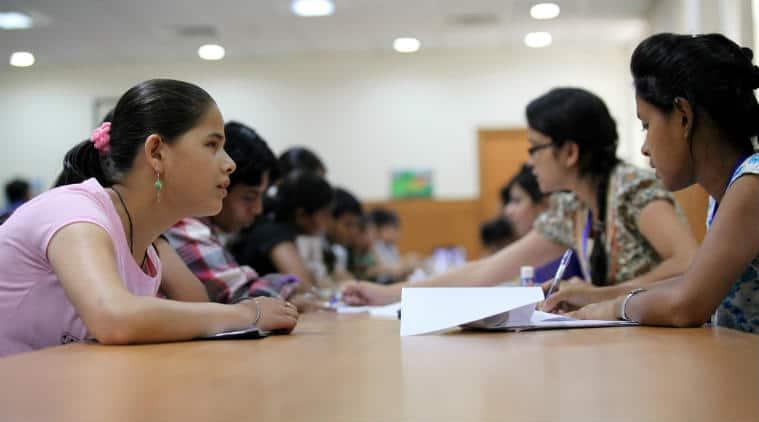 mumbai visually challenged students, STEM careers, maharashtra news, visually disabled education, indian express, mumbai news