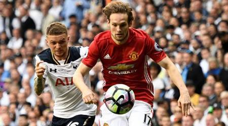 Daley Blind heading back to Ajax after Manchester United agree terms