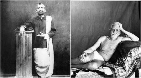 Ramakrishna Paramhansa book, Ramana Maharishi, Ramakrishna Paramhansa and Ramana Maharishi, arun shourie book, arun shourie book review, indian express