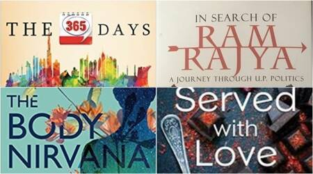 books, books to read, best indian authors, best indian authors books, seved with love, the 365 days, the body nirvana, ram rajya, latest books to read, indian express, indian express news