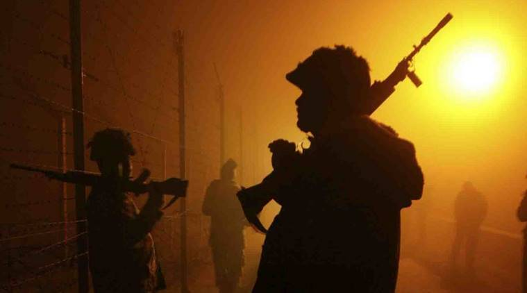 India, Pakistan exchange fire along LoC; labourer killed, 2 injured