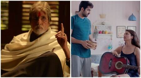 ​Sarkar 3 and Meri Pyaari Bindu box office collection day 3: Amitabh Bachchan aka Subash Nagre is losing this race