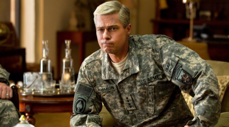 Brad Pitt coming to India to promote War Machine?