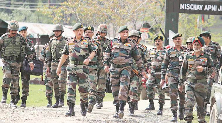 army, Indian army, Women in indian Army, Bipin Rawat, Women in army recruitment, army recruitment process, indian express news, india news