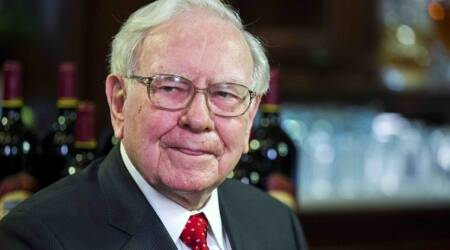 Warren Buffett on hand as US Navy commissions newest warship
