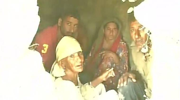 Nowshera ceasefire violation aftermath: People take shelter in camps, schools indefinitely shut