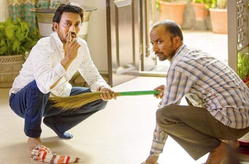hindi medium movie review, hindi medium review, hindi medium, hindi medium movie, Irrfan Khan, Saba Qamar, hindi medium images, Deepak Dobriyal