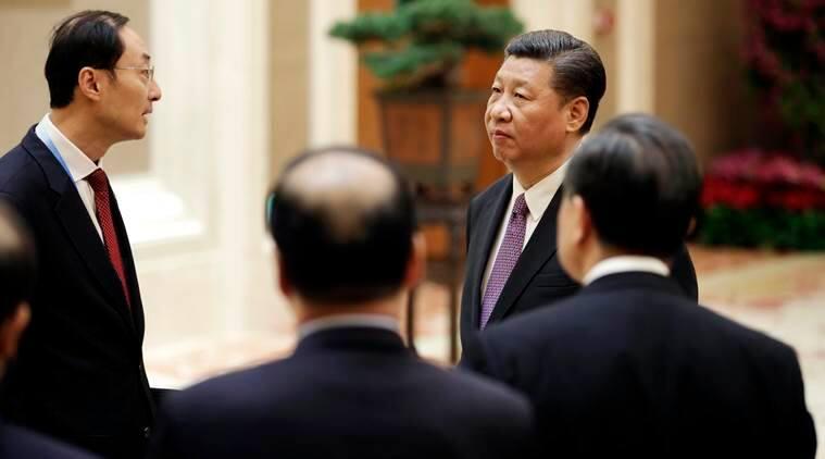 Silk Road forum, US and China, China invites North Korea, China and North Korea, World News, Indian express , India news, latest news
