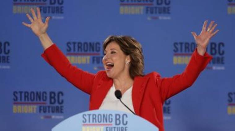 Getting 'big money' out of BC politics