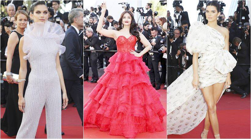 cf08edb56e Cannes 2017 red carpet  The best and the worst dressed celebrities ...