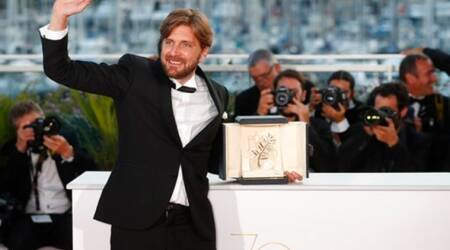 Cannes Palme d'Or goes to Ruben Ostlund's The Square