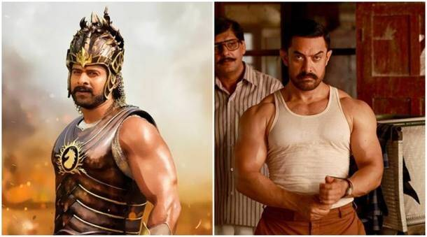 Dangal, aamir khan, baahubali 2, baahubali 2 collection, Dangal collection, Dangal box office collection, Baahubali 2 box office collection, dangal vs baahubali 2, dangal china collection, baahubali 2 china, ss rajamouli, baahubali 2 collections, entertainment news, indian express, indian express news
