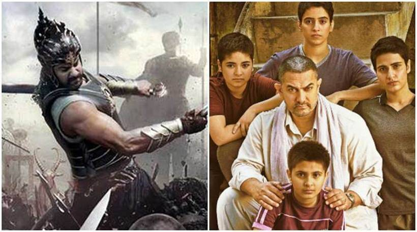 Baahubali 2 vs Dangal box office, Baahubali 2, Dangal, DANGAL box office, BAAHUBALI 2 box office, Baahubali 2 vs Dangal box office news, Baahubali 2 vs Dangal box office latest update