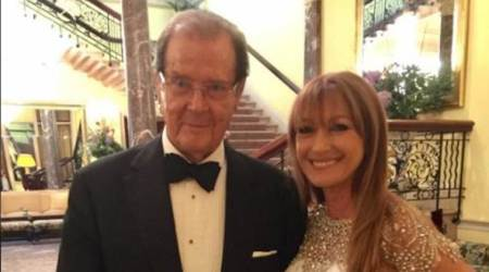 James Bond co-star Jane Seymour devastated by Roger Moore's death