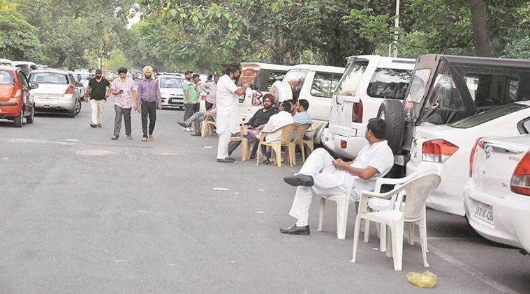 Chandigarh Car Bazaar Back In Sector 7 Cities News The Indian