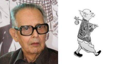 R K Laxman's kin to introduce 'Common Woman'
