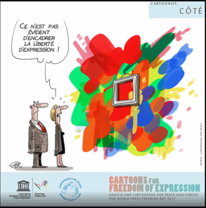 the importance of freedom of expression Background the oas general assembly approves resolutions on the importance of freedom of expression and access to information june 15, 2005.