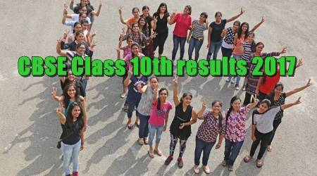 CBSE Class 10th results 2017 out at cbseresults.nic.in, results.nic.in andcbse.nic.in