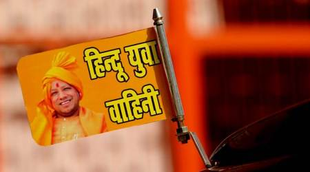 Expelled Hindu Yuva Vahini state chief holds 'national meet' at VVIP guesthouse; claims to have formed paralleloutfit