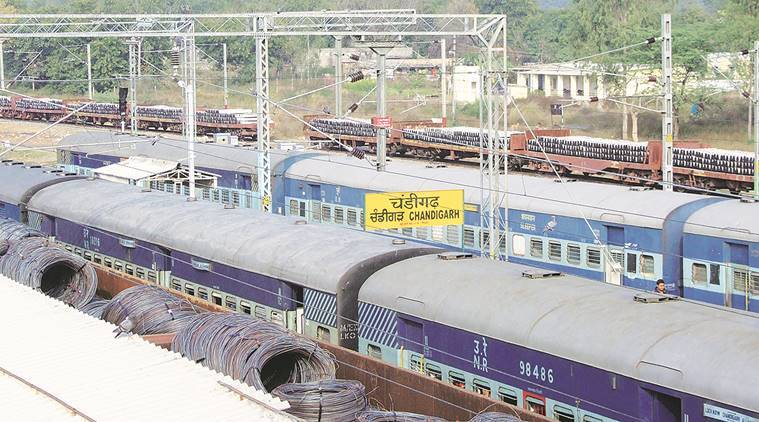 Visakhapatnam railway station cleanest, Darbhanga dirtiest