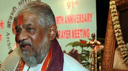 Controversial godman Chandraswami, allegedly involved in Rajiv Gandhi assassination, dies at 66