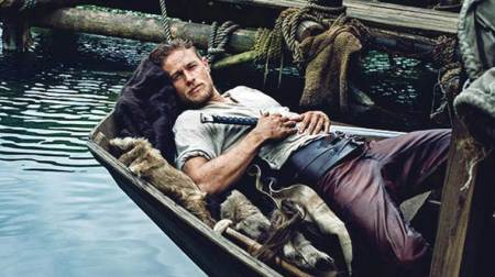 Charlie Hunnam on King Arthur casting: I was surprised