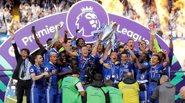 chelsea, chelsea record, chelsea title, chelsea title record, chelsea record wins, record wins premier league, epl records, football news, john terry, sports news, indian express