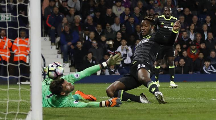 Chelsea West Brom, Chelsea win EPL, english premier league, EPL league results, english premier league winner, Chelsea, West Brom, chelsea west brom match highlights, Indian Express