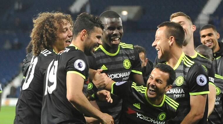 Conte makes champion Chelsea a happy family again