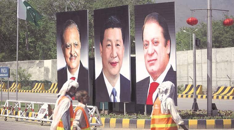 CPEC, China, pakistan, China-Pakistan, Belt and road, belt and rod initiative, Pervez Musharraf, lal masjid, NSG, Pakistan, Nehru, jawaharlal nehru, Chinese president, indian express news