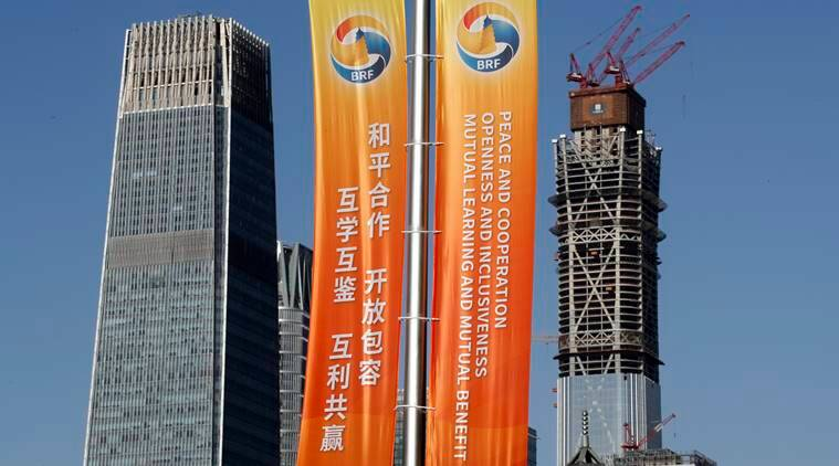 China, China's belt and road initiative, belt and road forum, China belt and road forum, china growth, connect continents, world economy, indian express