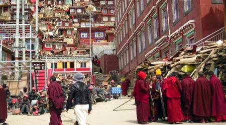 tibetan students banned from relgious activities, Tibetan buddhist, China, Tibet, Dalai Lama, Buddhism, Buddhist culture, World News, Indian Express