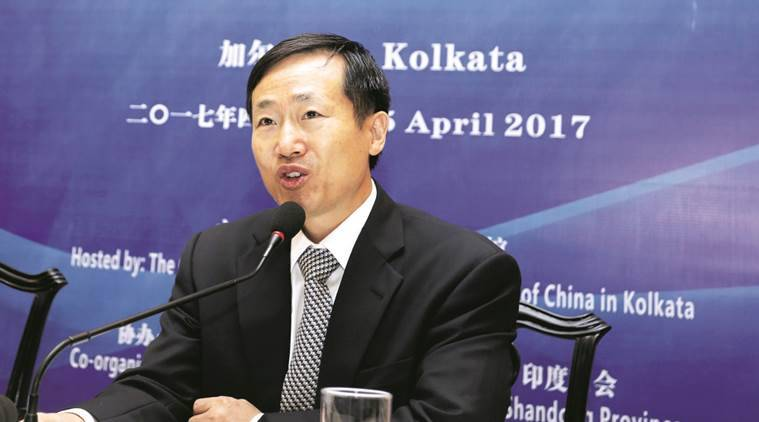 chinese consul general in kolkata, india china relations, ma zhanwu, indo sino bilateral relations, india china trade, indian express