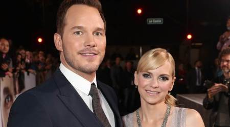 Anna Faris helps Chris Pratt with dramatic scenes