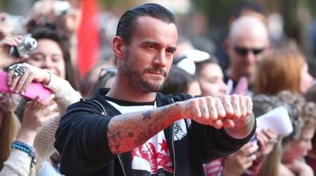 CM Punk, CM Punk news, CM Punk updates, CM Punk fights, CM Punk MMA, CM Punk wrestling, 5 Star Wrestling, Daniel Hinkles, sports news, sports, Indian Express