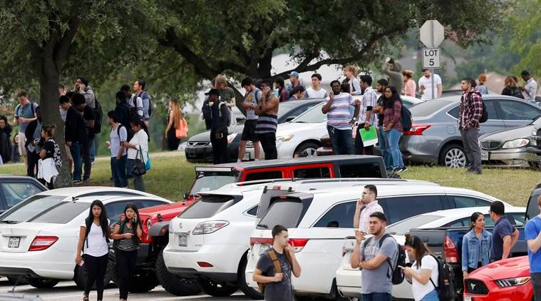 Active shooter reported on Dallas-area college campus