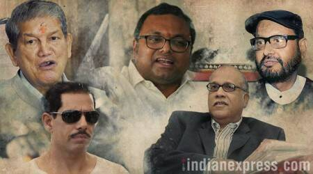Who's who in the CBI and Enforcement Directorate probe net