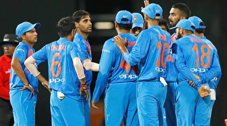 India Vs Australia - Live Cricket Score, Match Commentary, Match Coverage The Indian Express