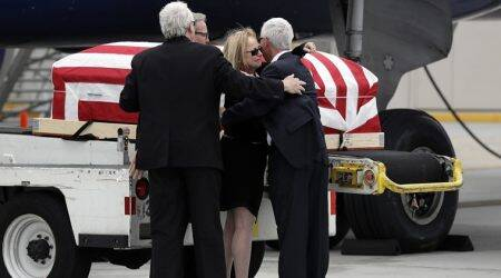 Deborah Crosby, US soldier, US soldier Vietnam War, US soldier remains from Vietnam, US news, World news, Indian Express