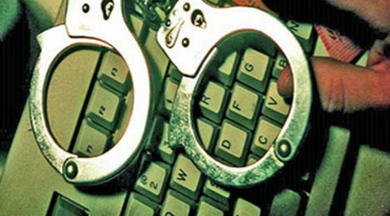 Cyber Crime, arrested