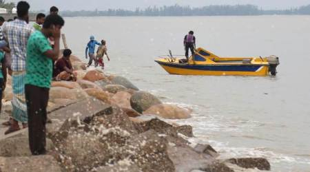 Three, including 7-year-old, drown in Bay ofBengal