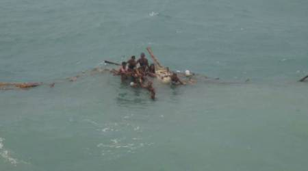 Cyclone Mora: Indian Navy rescues 33 Bangladeshis, nine killed