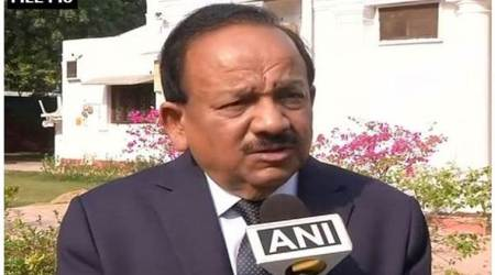 Dr Harsh Vardhan takes charge of environment ministry after demise of AnilDave