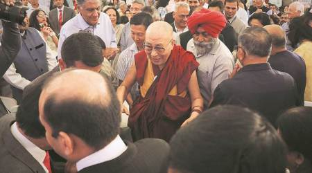 Dalai Lama says Doklam standoff is 'not serious', asks India, China to invoke spirit of 'Hindi Chini Bhai Bhai'