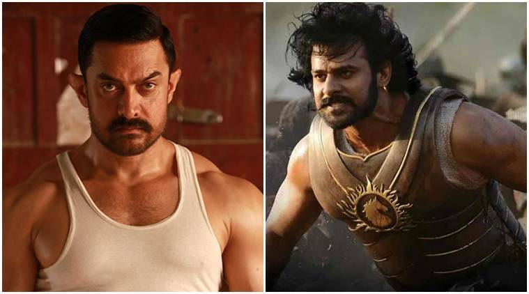 Dangal pursuing Baahubali…100 crore collections on a single day…