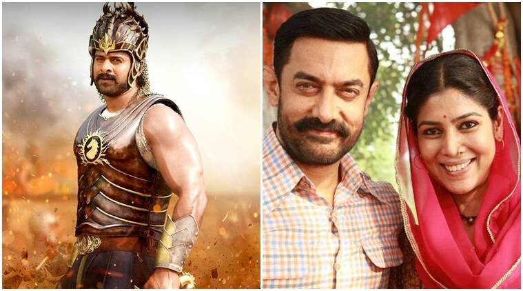 Dangal, Dangal collection, aamir khan, Baahubali 2, Baahubali 2 collection, SS Rajamouli, dangal box office